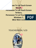 Persewaan Tv Lcd Touch Screen Murah,Persewaan Tv Lcd Touch Screen Terbaru,Persewaan Tv Lcd Touch Screen Windows 7,0812 9615 1115