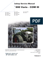 Fendt Vario 936 service manual 4/4