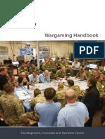 Doctrine Uk Wargaming