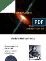Mecânica Celeste - Elivaldo