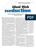 Residual Risk Reduction
