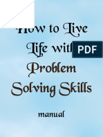 Problem Solving Skills Manual