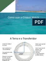 Tutorial Crapun Watch
