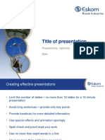 ERI_Presentation Template 2016 Visuals