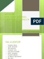 1 Laporan Audit Internal