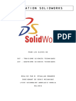 Formation d'initiation SolidWorks [Partie 0 de 5]