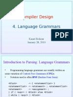 04 Language Grammars