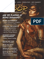 Sacred Hoop Magazine Issue 92