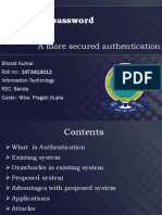 3d Password Bharat