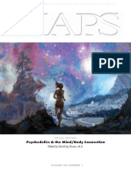 MAPS Bulletin Spring 2011 Special Edition Psychedelics the Mind Body Connection