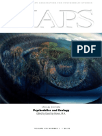MAPS Bulletin Spring 2009 Special Edition Psychedelics and Ecology