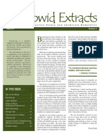 Erowid Extracts - Issue 4 - Erowid