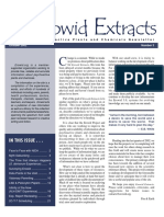 Erowid Extracts - Issue 3 - Erowid
