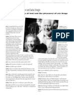 MAPS Vol12 No1 - Talking With Ann and Sasha Shulgin on the Existence of God and the Pleasures of