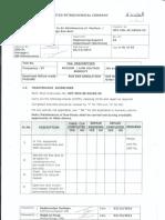 BusDuct PM Check List