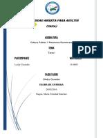 Bm-tarea II Cultura, Folklore y Patrimonio Latinoamericano-leidy Custodio