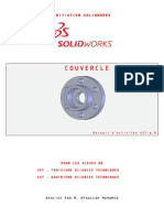 Formation d'initiation SolidWorks [Partie 4 de 5]