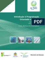 Intro Progr OrientadaObjetos COR CAPA FICHA ISBN 20130813