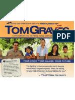Georgia's Tom Graves