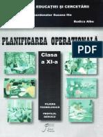 Manual Scolar -Planificare