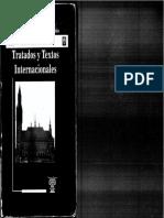 Tratados y Textos Internacionales - Ernesto j. Rey Caro - Graciela r. Salas