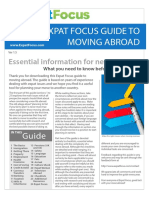 Expat Focus Guide to Moving Abroad