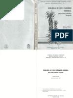 Ecologia de Los Paramos Andinos