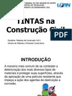Aula 13 - Tintas na Construção Civil.pdf