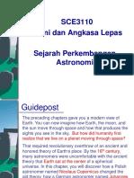 1_The Origin of Modern Astronomy