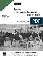 Parametros Morfologicos de Vacas