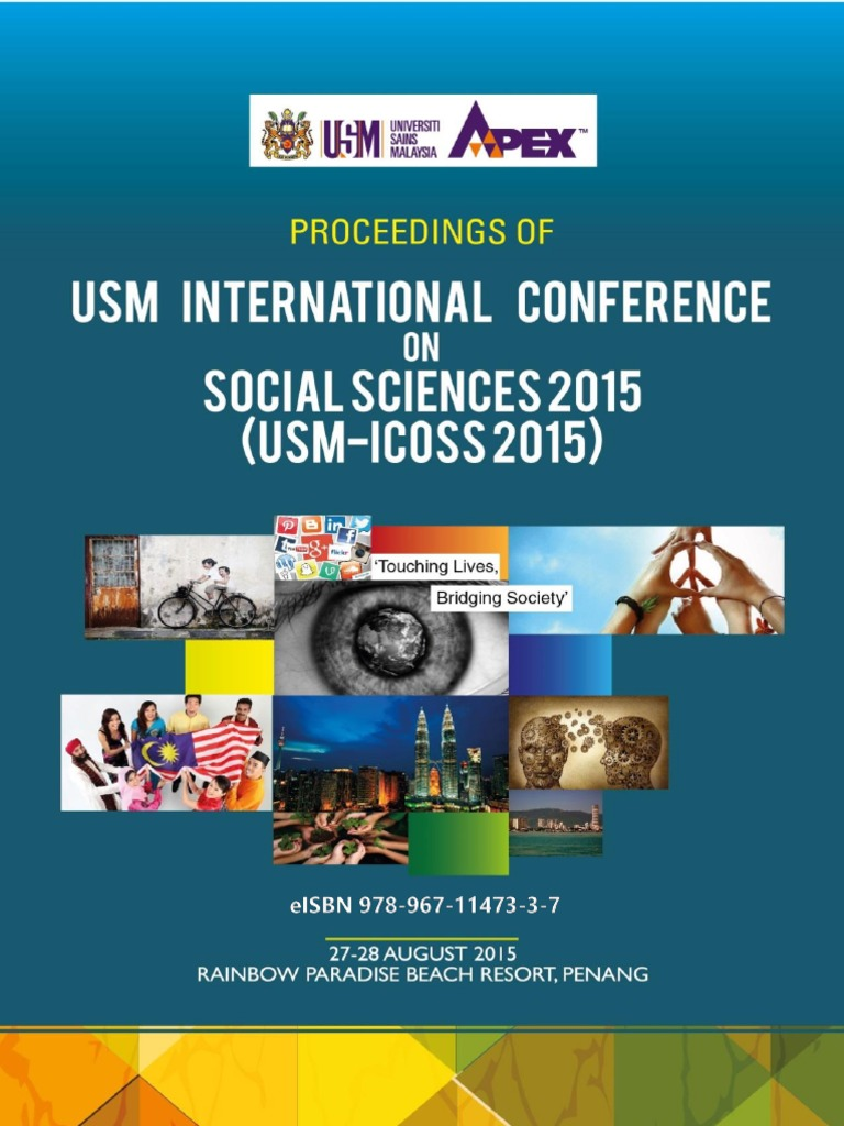 USM ICOSS 2015 PROCEEDINGS Pdf Pdf
