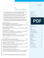 Barclays Global Economic Weekly