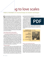 Flute Scale Article