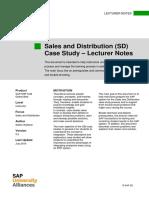 Intro ERP Using GBI Notes SD en v3.0