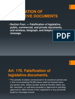 Falsification Crim 2