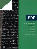 Cartas a Pedro Perez Clotet