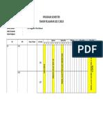 Program semester tahun pelajaran 2017/2018