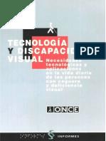 Tecnologia y Discapacidad Visual