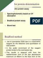 Bradford Assay