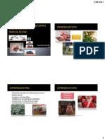 Medios de Cultivo e Inoculación