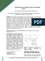 A utilização da dietilamina do ácido lisérgico ( lsd)  na terapêutica clínica.pdf