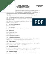 NTF 159-2005- Tensiones Normalizadas