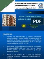 R.santana Albañilería 2015