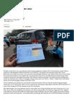 Syarat Dan Biaya Uji Kir Uber - Daftar Uber Partner-Driver Online
