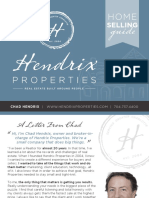 Charlotte Home Selling Guide | Hendrix Properties