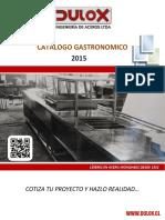 Catalogo Gastronomico 2015 (Sin Precios)