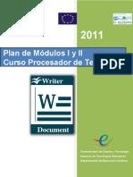 Plan de Modulos I y II