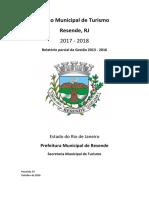 Plano Municipal de Turismo de Resende 2017 2018-2