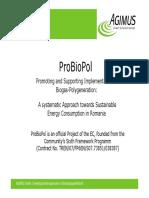 ProBioPol Sibiu 0318 L01 Biogas is Profitable AGIMUS 03