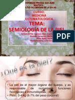 Semiologia de La Piel Completo